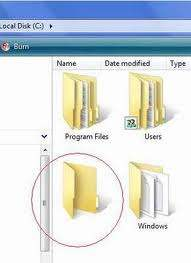 Create Folder and File Without NameCreate Folder and File Without Name