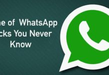 Some of WhatsApp Tricks You Never Know1