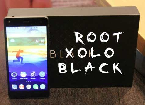 How to root xolo black