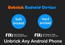Unbrick Any Android Phone